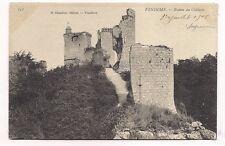 vendome  ruines du chateau