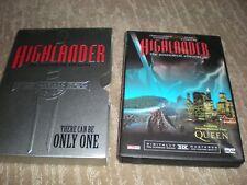 Highlander The Immortal Edition Christopher Lambert, Sean Connery