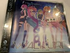 WALKURE MACROSS DELTA SERIES MUSIC ALBUM JAPAN CD OST ANIME SOUNDTRACK AUTHENTIC