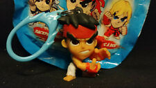 Street Fighter Ryu Backpack Hanger Clip Keychain Just Toys Intl