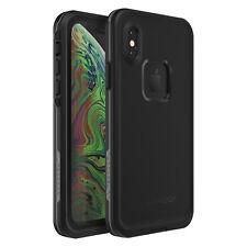 LifeProof iPhone XS Max Fre Case Black Waterproof DIRTPROOF Snowproof Droppro