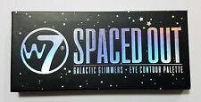 W7 Spaced Out Galactic Glimmers Eye Shadow Palette