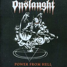 Onslaught - Power From Hell [New CD]