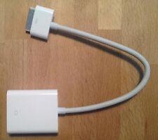 Apple 30-pin to VGA Adapter:A1368