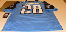 NFL Men's Jersey Tennessee Titan Football M Limited Jersey Chris Johnson