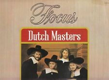 FOCUS - Dutch Masters -- Best Of [1975] Sire SASD-7505 (Vinyl NM-/VG+)