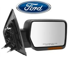 NEW Ford F-150 2011-2014 Passenger Right Mirror Power Heated Turn Signal Genuine