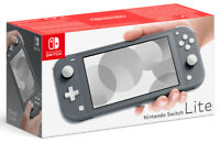 Nintendo Switch Lite Gris/Grey Consola Nintendo
