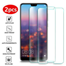 For Xiaomi Mi 9 8 6 5 4 A1/A2 F1 Tempered Glass Screen Protector Film Cover 2Pcs