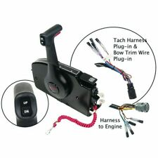Quicksilver 881170A15 Side Mount Remote Control - 8 Pin Traditional