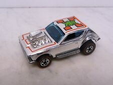 MATTEL HOT WHEELS 7652 1:64 RL AMC Gremlin Grinder Hong Kong Chrome 1976 Top