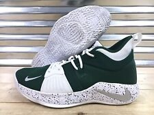 quality design 64eac 29f12 Nike PG 2 iD Basketball Shoes Green White Silver Speckle SZ 11 ( CI0280-991