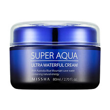 [MISSHA] SUPER AQUA ULTRA WATERFULL CREAM 80ml ( 2.70oz ) / Free Shipping
