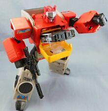 Transformers Titans Return BLASTER TWINCAST Complete Leader figure