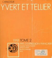 Catalogue Yvert et Tellier 1991 Tome II : Pays d'expression f - 292902 - 2421342