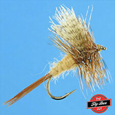 March Brown Dry Premium Fly Fishing Flies - One Dozen - Sizes Available***
