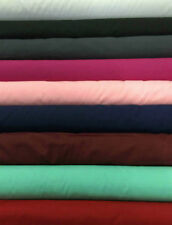 "Unbranded Solid Patterned 45"" Craft Fabrics"