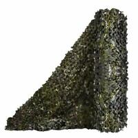 Camo Netting Camouflage Net Blinds Camping Shooting Hunting Military Decoration