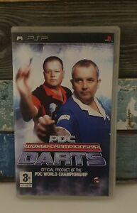 PDC World Championship Darts - PlayStation Portable (PSP)