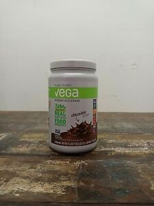 VEGA Essential Shake 21.6 oz - Chocolate Flavored (17 Servings)