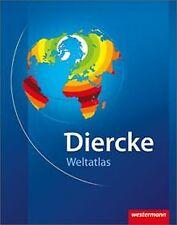 Diercke Weltatlas - aktuelle Ausgabe: Mit Registr... | Buch | Zustand akzeptabel