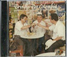 Brindis Por Colombia Latin Music CD New
