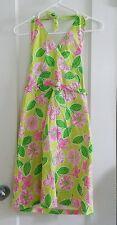 Girls BONNIE JEANS flower print dress size 16 NWT