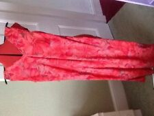 BHS Floral Sleeveless Viscose Dresses for Women