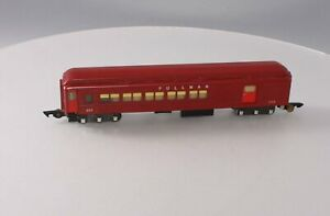 American Flyer 653 Vintage S Red Heavyweight Combination Car