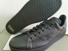 "TOM FORD "" Warwick "" Black Grained Leather Sneaker US 10"