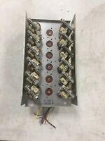 Vintage Conn Tube Pre Amp Chassis 12AX7 12AU7 7247 Tubes! MAKE OFFER!