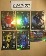 MATCH ATTAX 2021-2022 LIMITED EDITION CARDS MANCOLISTA -TOPPS 2021-2022