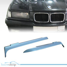 Painted BMW E36 Headlight Eyelids Eyebrows Cover ABS New ◎