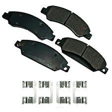 Disc Brake Pad Set-ProACT Ultra Premium Ceramic Pads Front Akebono ACT1092