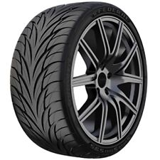 2 NEW  255/40R17 94V FEDERAL SS 595 TIRES 255/40/17