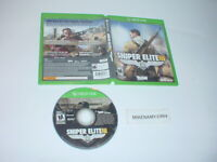 SNIPER ELITE III game in original case for Microsoft XBOX ONE system