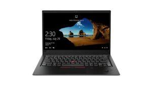 """Lenovo ThinkPad X1 Carbon Gen6 14"""" (2020,i7-8550U,8GRAM,256SSD) AU WTY RRP $3299"""