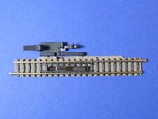 6 Stück Fleischmann Gleis 9114 Spur N Entkupplungsgleis