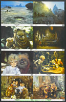 CARAVAN OF COURAGE STAR WARS 11 By 14 Complete Lobby Card Set of 8 Card's N.MINT