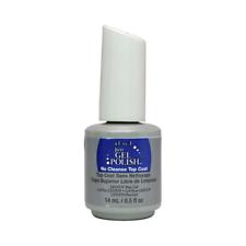 IBD Gel Polish No Cleanse Top Coat (14ml) LED/UV High Shine Nails