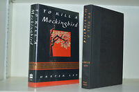 Rare! HARPER LEE TO KILL A MOCKINGBIRD SIGNED 35TH Anniversary 1st Printing 1/1