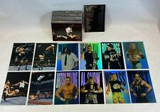 """WWF WWE """"NO MERCY"""" 2000 AN ALL-FOIL 81 Card Set w/ ALL 8 CHASE CARDS C1-C8"""