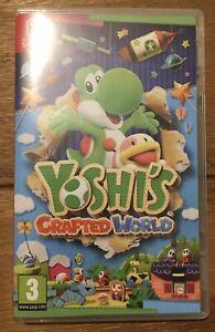 Yoshi's Crafted World (Switch, 2019)