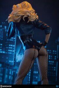 DC 1/4 BLACK CANARY Sideshow EXCLUSIVE Premium Format Figure Statue Batman MIB!!
