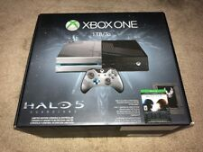 New Sealed Microsoft Xbox One 1TB Console - Limited Edition Halo 5: Guardians