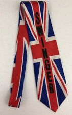 Vintage Austin Powers Swinger Tie 1999 British England