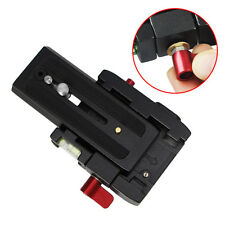 Quick Release Clamp Adapter QR Plate For Manfrotto 501 500AH 701HDV 503HDV P200
