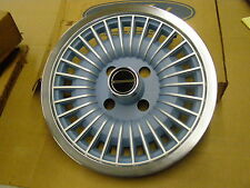 Nos 1978 1979 1980 Ford Fairmont Mustang Wheel Cover Hub Cap Blue Inserts 1981