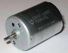 Mabuchi RK-370 Motor - 6 to 18 VDC - 8500 RPM - 13 VDC Solar Experiment Motor