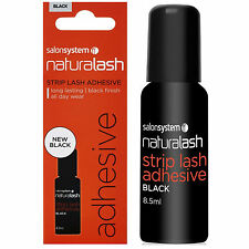 4059bc0e494 Salon System Naturalash Strip Lash Adhesive 6ml - Black